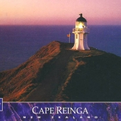 Tuletornid postkaartidel > cape_reinga_lighthause,_new_zealand,toomasholmberg.jpg