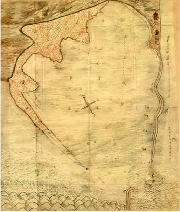 Estonian Lighthouse Society Tuletornid Tuletornide Nimekiri - Map sweden 1650